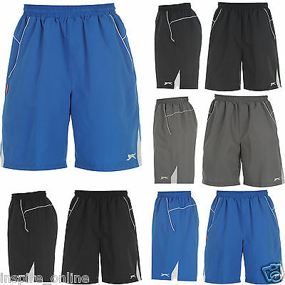 Mens Elasticated Waistband Summer Swim Gym Boys Casual Sports Running Shorts New