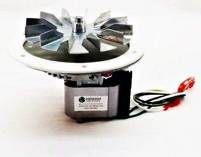 Enviro Fire Combustion Exhaust Blower Motor Kit EF-901 4 3/4PD PH-UNIVCOMBKIT-P