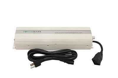 Powermaxx Hydroponic Digital Ballast for HPS MH Grow Light  400W 600W 1000W