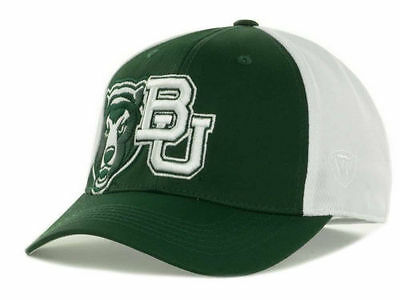 pretty nice 2e6cd d0a35 Baylor Bears - Top Of The World Ncaa Trapped One Fit Cap hat - Osfm