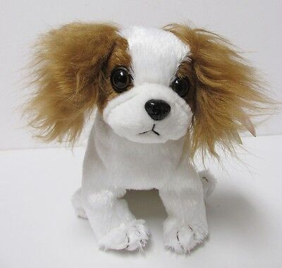 "Ty Beanie Baby  ""Regal"", the King Charles Spaniel PRISTINE Brand New w/Mint Tags"