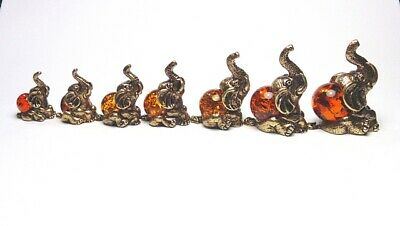 Murano Glass Collectable Miniature Multicolour Pelican Bird Figure