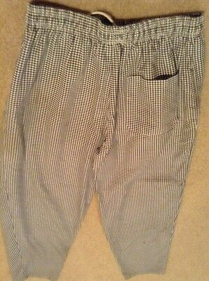 Food service Kitchen Chef Pants Fireproof