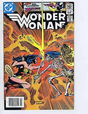 Wonder Woman #301 DC 1983
