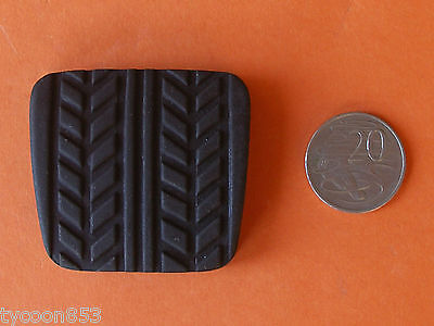 PEDAL PAD CLUTCH/BRAKE for FORD COURIER ECONOVAN LASER RAIDER SPECTRON TELSTAR