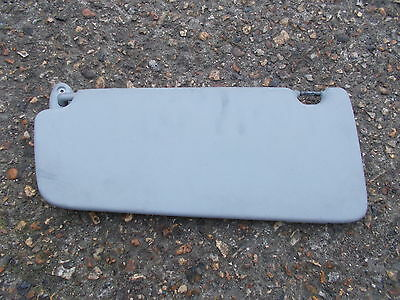 Ford S Max Mk2 Mpv Models 2006+ Driver Side Beige Sun Visor With Vanity Mirror