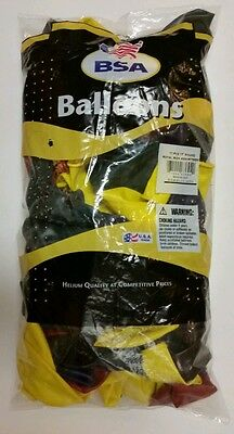 """Lot of 72 Assorted 17"""" Balloons BSA Royal Rich Display Rubber Latex FREE SHIP"""