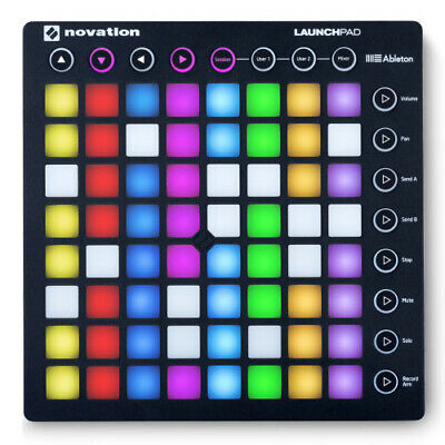 Novation LaunchPad Mk2 Ableton Controller RGB Version w/ Live 9