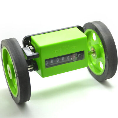 Meter Counter Rolling Wheel Mechanical Length Counter Free Shipping