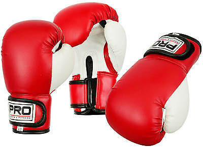 Kids Children Boxing Sparring Training Gloves MMA Kick Boxing Punching Gloves
