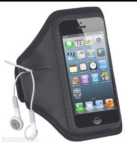 Sports Running Jogging Gym Armband Case Cover Holder Key Slot for iPhone 5 5s 5c