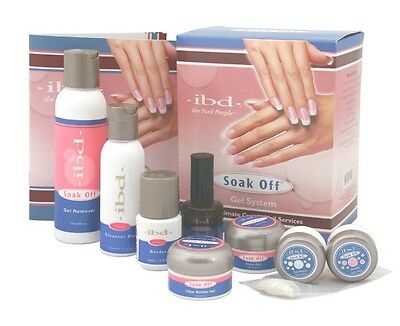 ibd Soak Off Gel System Kit - 72114