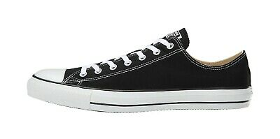 Converse Chuck Taylor All Star Low Top Canvas Women Shoes M9166 - Black/White