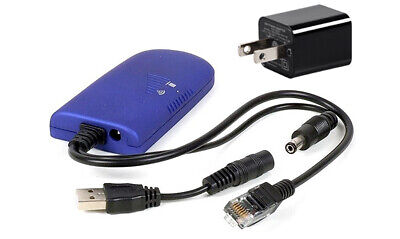 Wired LAN To Wireless Wi-Fi  Adapter For Game Console Smart TV Computer Printer