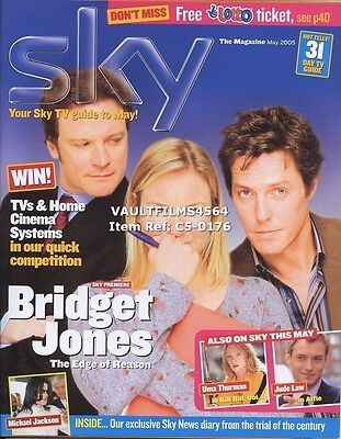Colin Firth - Hugh Grant - Renee Zellweger - Sky The Magazine May 2005 [C4-0176]