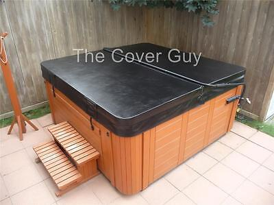 """Custom Built 6"""" tapered Spa Hot Tub Cover up to 96"""" by The Cover Guy"""