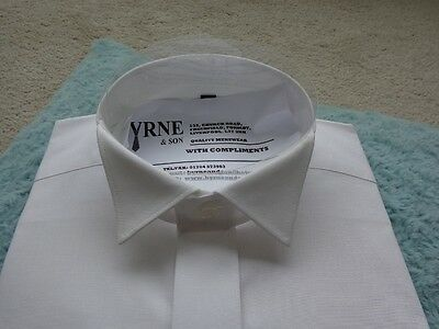 Bn In Packet White Capri Collared Shirt(Wedding) Or Vintage