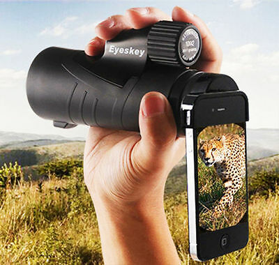 Cell Phone Adapter Connect Mobile to 42mm Eyepiece Telescope&Scope For Iphone6