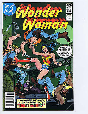 Wonder Woman #262 DC 1979