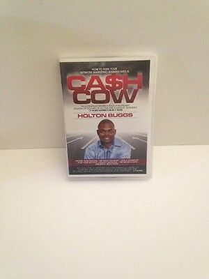 How To Turn Your Network Marketing Into A Cash Cow - Holton Buggs