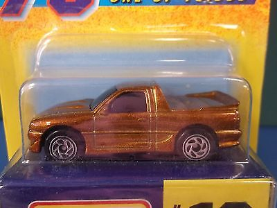 1997 Matchbox 75 Gold Challenge #13 The Buster