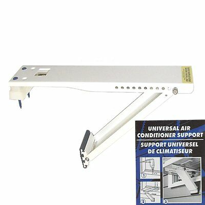 Air Conditioning Window Unit Light Duty Support Bracket - up to 80 Pounds , New,