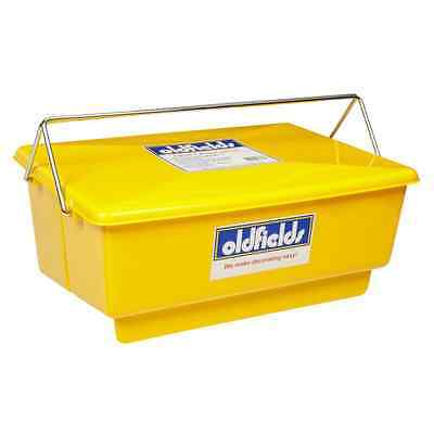 Oldfields Paint Roller Bucket and Lid, 250mm, 330mm, or 440mm