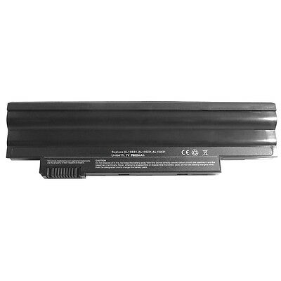 New 9 Cells Battery for ACER Aspire one 722 D255 D257 D260 D270 eMachines 355