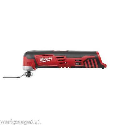 Milwaukee Akku-Multitool C12 MT/0, - 2 x 12 V / 2.0 Ah Akku