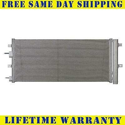 4211 Ac A/c Condenser For Ford Lincoln Fits Fusion Mkz 1.6 2.0 L4 4Cyl