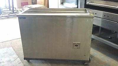 Stainless, Inc.  Commercial Freezer