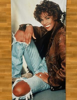 Whitney Houston Towel NEW I'm Your Baby Tonigh How Will I Know So Emotional