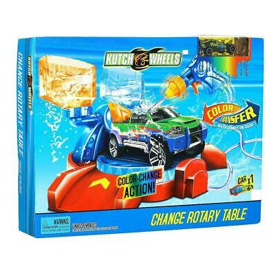 New 360* Hot Racetrack with 3Loop TwisterLauncher Toy similar  Hot Wheel level 3