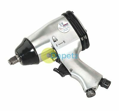 """Heavy Duty 1/2"""" Drive Air Impact Wrench Ratchet Compressor Tool 3 Year Warranty"""