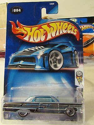 Hot Wheels Chevy Impala 1964 2004 First Editions #004