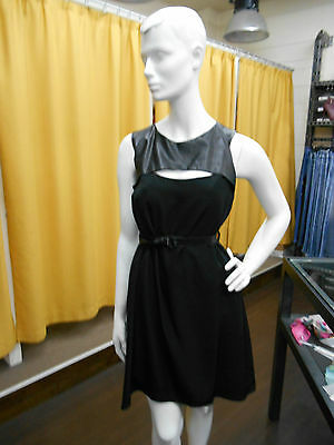 Amy Gee Abito Donna  Dress Party  Art.av9603 Colore Nero Sconto 60%