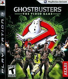 Ghostbusters: The Video Game Sony PlayStation 3 PS3 COMPLETE Game+Case+Manual