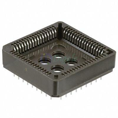 PLCC68 PLCC 68-pin Socket BROWN Standard thru-hole