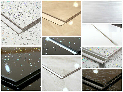 SAMPLE PACK - PVC Bathroom Panels, Wet Wall Kitchen Ceiling Cladding