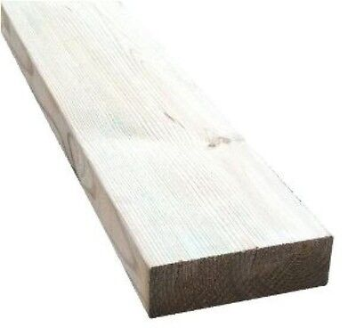 7x2 Treated Timber C16 Kiln Dried (47x175mm) 90m Deal - Free Delivery!!