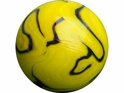 """10 x """"BUMBLEBEE"""" 14mm (9/16"""") GAME PLAY MARBLES - NEW"""