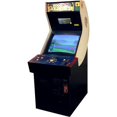 2005 Golden Tee FORE Arcade Game by Incredible Technologies