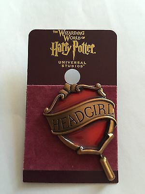 Wizarding World of Harry Potter Head Girl Gryffindor House Pin Badge