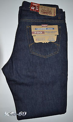 Jeans uomo CARRERA 700   46 48 50 52 54 56 58 60 62 PANTALONE DENIM scuro
