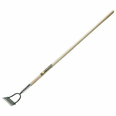 "Bulldog Premier 4"" Dutch Hoe 3232/4N 54""shaft 100Mm Head  Plain Ash Handle"