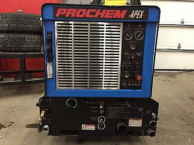 Prochem Apex Carpet Cleaning Truckmount (90 Day Warranty!)