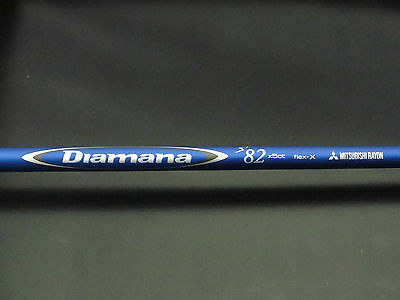 Mitsubishi Diamana Blue S+ 82g X Flex TaylorMade R11s R11 TP Driver Shaft - NEW!