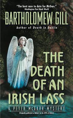 The Death of an Irish Lass by Bartholomew Gill (2003, Paperback)