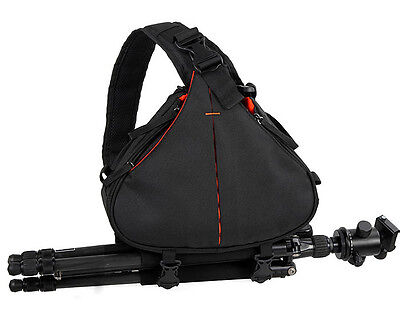 Waterproof DSLR Cameras Shoulder Carry Bag Case For Canon EOS Nikon Sony Olympus