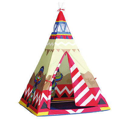 indianerzelt indianer zelt kinder wigwam. Black Bedroom Furniture Sets. Home Design Ideas